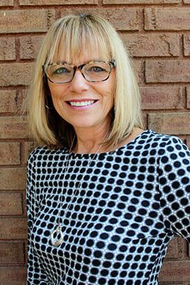 Office Manager, Donna Graf